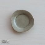 【寺嶋 綾子】手塩皿(オリーブグリーン)