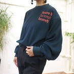 《50%OFF 》heaveN刺繍トレーナー【BB86-914 】