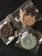 フラワーローチョコレート 3枚組