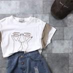 ドルマンスリーブラメTシャツno.805047 #子供服 #子ども服 #男の子 #女の子 #トップス