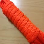 ATWooD社製パラコード1.5m×2 蛍光オレンジ(NEON ORANGE)