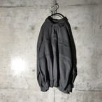 [used] grey mode pullover