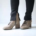 【FABIO RUSCONI】 Laceup Short Boots