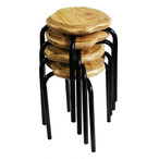 "Bark Furniture Stool ""4 set"" [送料無料]"