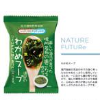 NATURE FUTURe わかめスープ 10食