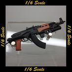 【00807】1/6 ホットトイズ AK47 GP25グレネードランチャー