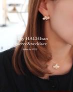 個数限定発売 24k Baby HACHIsan accessory ピアスイヤリング