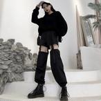 【bottoms】超人気切り替えファッションパンツ19342485