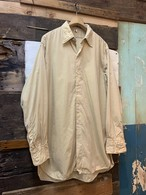 1950's french cotton work shirt