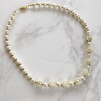fake pearl neckless