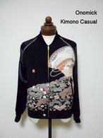 着物スカジャン  Kimono Sukajan  SK-251/M