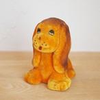 【エストニア】 犬のフロッキー人形 旧ソ連 USSR