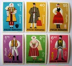 民族衣装 / ルーマニア 1973
