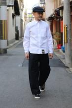 ASEEDONCLOUD アシードンクラウド HW basic shirt ホワイト