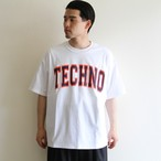 is-ness music【 mens 】techno t-shirts