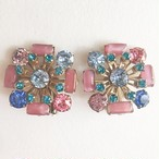 colorful  rhinestone earring[e-868]