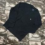 Abercrombie&Fitch  メンズVネックセーター Sサイズ