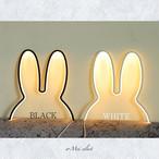 キュートなウサギ型LEDライト USBライト ディスプレイ照明 ランプ キッズルーム 子供部屋 海外インテリア うさぎ ラビット ミッフィー