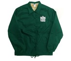 "【受注生産】""THE KIDS ARE BACK IN TOWN LOGO"" Coach Jacket GREEN"