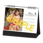 古城紋 オリジナル卓上カレンダー2020