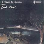 【LP】Cecil Lloyd - A Night In Jamaica With Cecil Lloyd