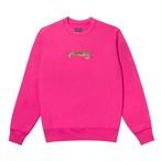 Cheetah Crewneck(Lip Stick Pink)
