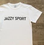 """【残りわずか】JS """"JAZZY SPORT"""" ステンシル Tシャツ"""