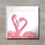 White Flamingo_250SQ_6ページ/10カット_クラシックアルバム(アクリルカバー)