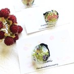awami お花のヘアゴム