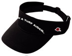 CLUBER BASE TURF AIDER MEMBERS VISOR(受注生産品)