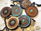 Turquoise coincase