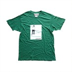 【チャリティ】BROKEN ROD T-SHIRTS BW-704 GREEN