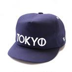 TONBOWのTOKYO CAP-NAVY-