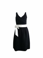 SOPHIE Linen Little Black Dress リネンリトルブラックドレス ソフィー