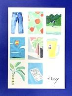 フルカラー画集「tiny」
