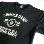 "Ashihara Kaikan  ""2018サマーキャンプ"" Tシャツ"