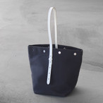 <30%OFF>CaBas N°47 Bucket bag Gray/White [COOPSTAND別注カラー]