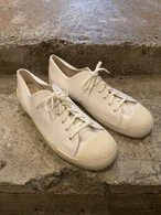 70-80's british army canvas shoes deadstock uk9