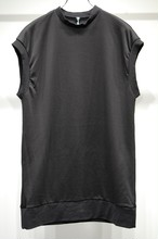 RW-243 DROP VEST TRAINER BLACK