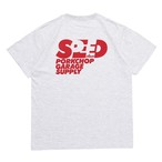 SPEED SLAVE TEE/GRAY