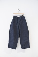 【ORDINARY FITS】 JAMES PANTS STRIPE/OF-P041
