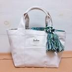 【受注生産】Tote bag S - White ※発送はお支払後2~3週間程度