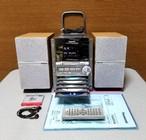 Panasonic MD ステレオシステム SA-PM77MD 美品・完動品