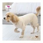 10。ITSDOG【正規輸入】犬 服 つなぎ 肌着 袖あり オーガニック 秋 冬物