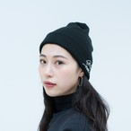 Chilly Knit Cap 【Black】