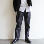 STILL BY HAND【 mens 】1tuck denim