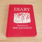 【イギリス】 V & A  「Eric Ravilious Diary」 エリック・ラビリアス ヴィクトリア&アルバート ミュージアム 日記