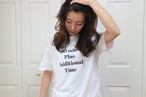 【New】Full Time Tシャツ