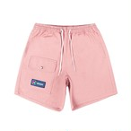Utility Shorts(Pink)
