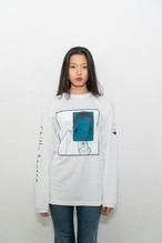 Chilly Long Tee【White】illmore Exclusive 音源DLコード付録